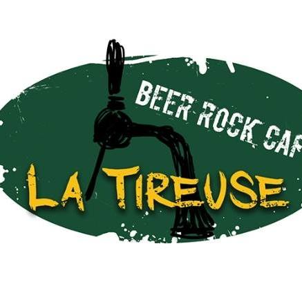 "Beer Rock Café ""La Tireuse""<br />"